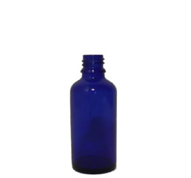 blue container bottle image
