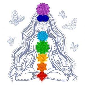 chakra blend blank image