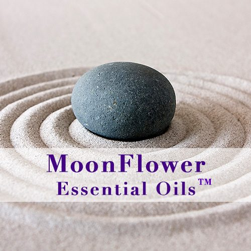 moonflower essential oils cool and calm image