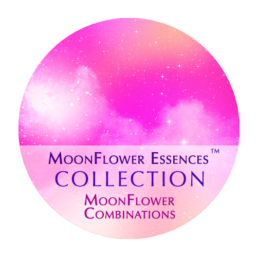 moonflower essences - collection - moonflower combinations