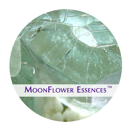 moonflower essences - aventurine image