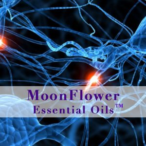 moonflower essential oils stimulate and focus image