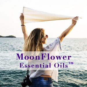 moonflower essential oils travel calm image