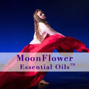 moonflower essential oils women's well being image