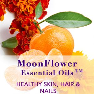 Essential Oil Blends for Healthy Skin, Hair and Nails