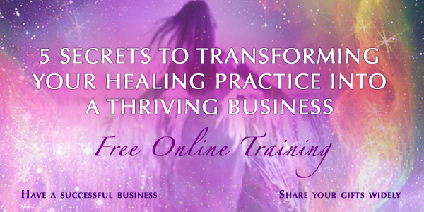 5 secrets to transforming your healing practice banner