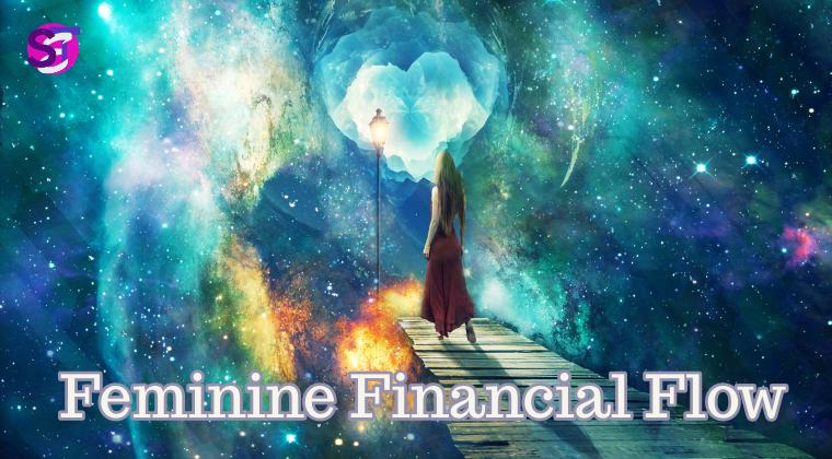 Feminine Financial Flow Banner